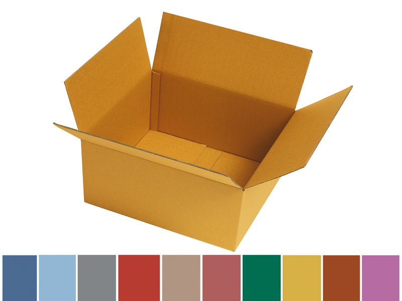 caja colores