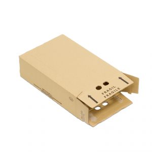 Caja Cartón Troquelada 290X190X82