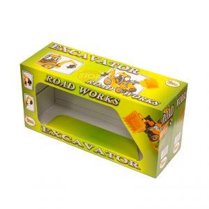 Caja Cartón Troquelada 400X270X50