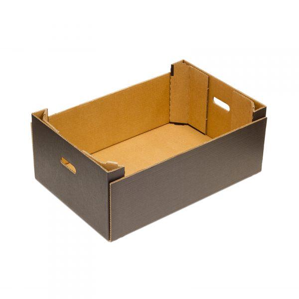 Caja Cartón Troquelada 400X300X150