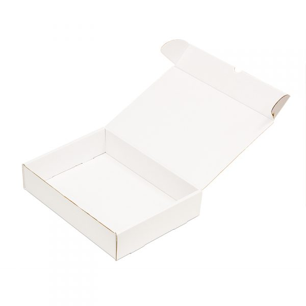 Caja Cartón Troquelada 380X180X140