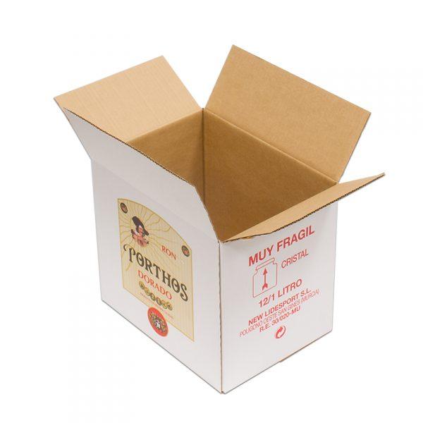 Caja Cartón Americana 343X255X303