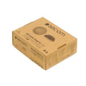 Caja Cartón Troquelada 266X221X97