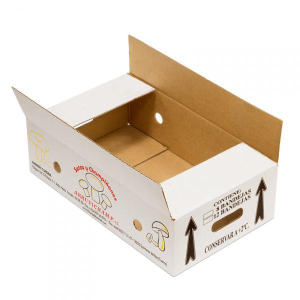 Caja Cartón Americana 447X270X128