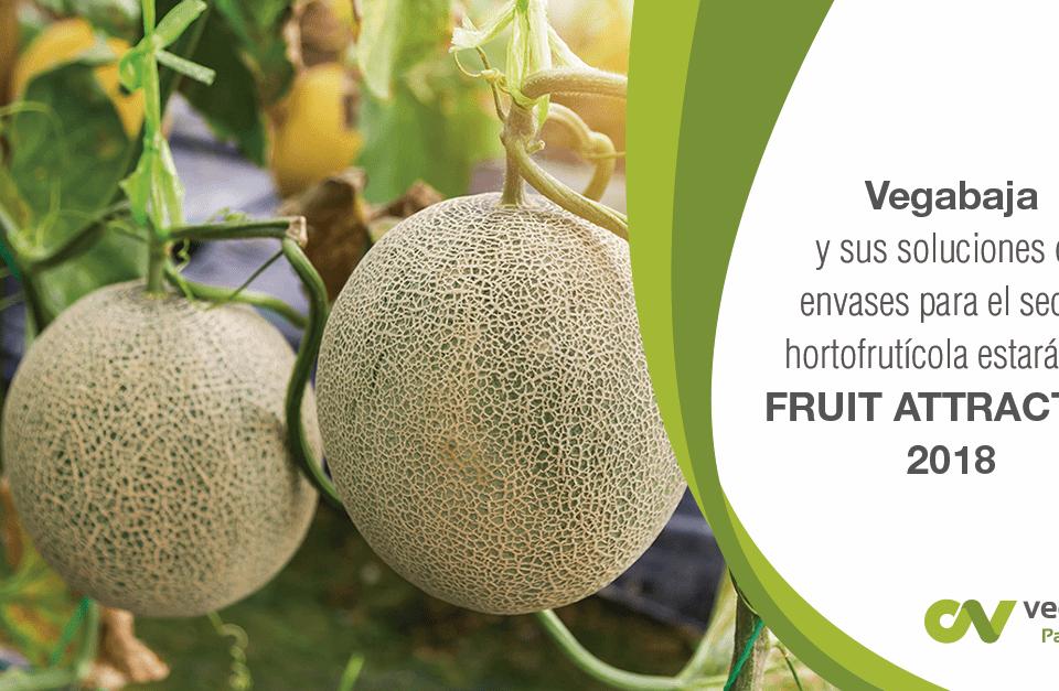 Vegabaja Packaging en Fruit Attraction 2018