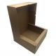 Caja con puntos de pegado abierta_embalaje ecommerce