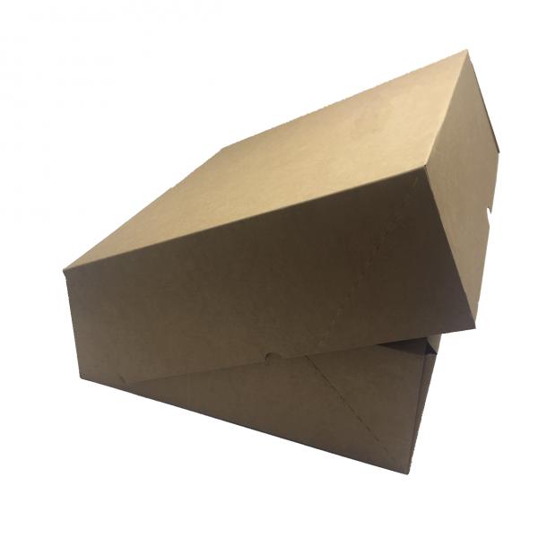 Caja con puntos de pegado semicerrada lateral_embalaje ecommerce