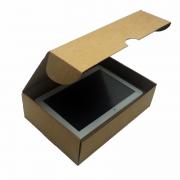 Estuche retención tablet_abierto_fondo blanco_embalaje ecommerce