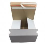 Caja tapa B3 abierta cinta adhesiva