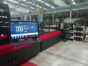 Impresora digital EFI en Vegabaja Packaging