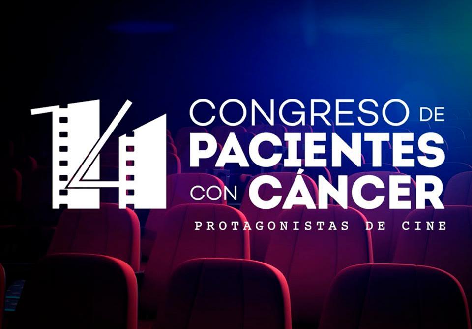 Banner del 14 Congreso de Pacientes con Cáncer de GEPAC
