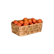 Barqueta 500gr con tomates cherry, Vegabaja Packaging