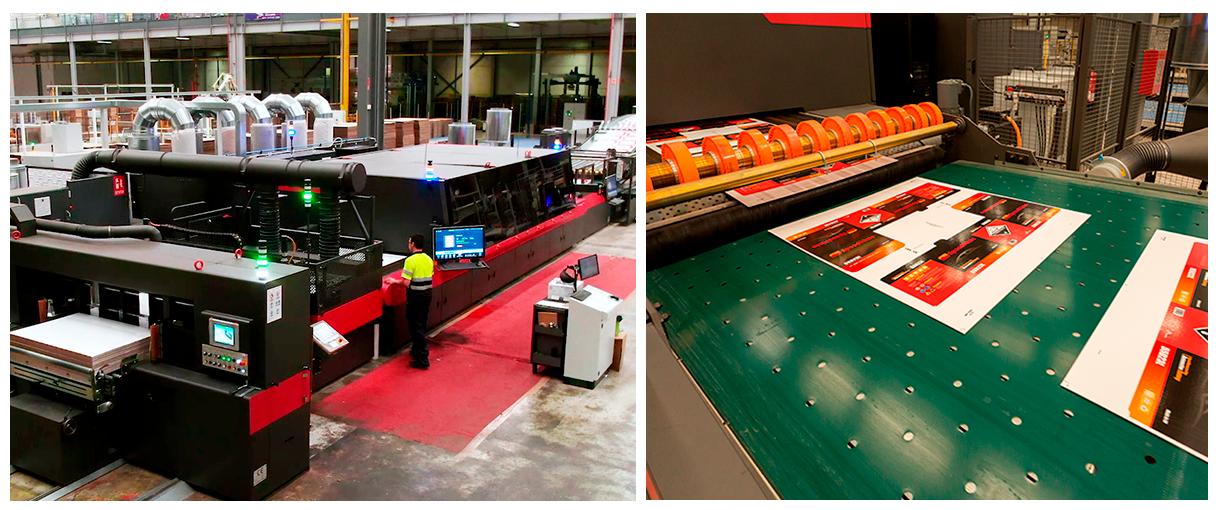Impresión Digital Vegabaja Packaging