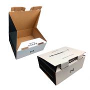Caja Inviolable con fondo automático
