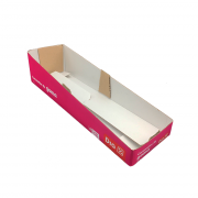 Bandeja embalaje SRP Twinbox Vegabaja Packaging