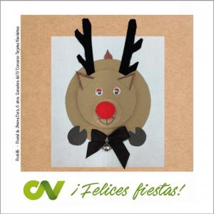 Postal Navidad Vegabaja Packaging 2020