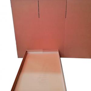 Box palé plegado Vegabaja Packaging