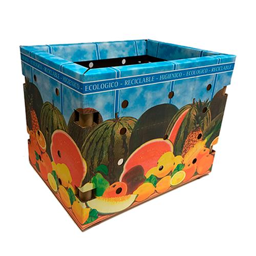 Vegabox Minibox agricultura Vegabaja Packaging