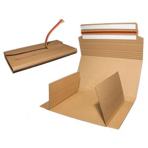 Sobre autoajustable ecommerce Vegabaja Packaging